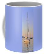Harborside At Sunrise 3880 Coffee Mug