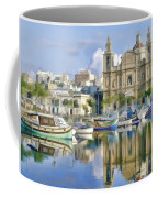 Harborside Msida Malta Coffee Mug
