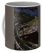 Harbour At Night Coffee Mug
