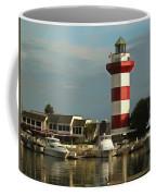 Harbour Town Light Hilton Head South Carolina Coffee Mug