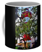 Harbour Town Lighthouse Coffee Mug by Lisa Wooten