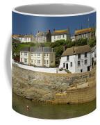 Harbourside Buildings - Porthleven Coffee Mug