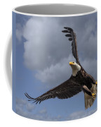 Hard Banking Eagle Coffee Mug