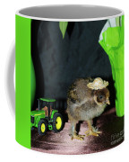 Hard Day Plowing Coffee Mug