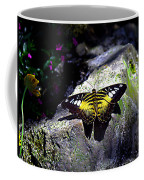 Hard Landing--clipper Butterfly Coffee Mug