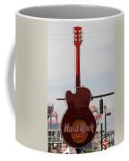 Hard Rock Cafe Nashville Coffee Mug