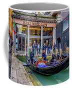 Hard Rock Cafe Venice Gondolas_dsc1294_02282017 Coffee Mug