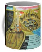 Hard Rock Coffee Mug