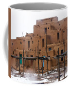 Hard Winter Coffee Mug