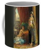 Harem Beauty Coffee Mug