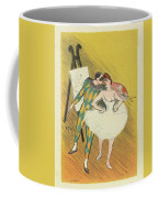 Harlequin And Columbine Coffee Mug