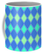 Harlequin Minty Fresh Coffee Mug