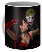 Harley And The Joker Coffee Mug