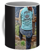 Harley Chick Coffee Mug