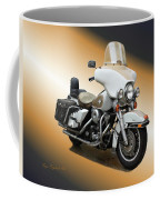 Harley Classic Gold Coffee Mug
