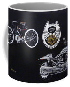 Harley Davidson 105th Anniversary Coffee Mug