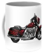 Harley-davidson Street Glide Motorcycle Coffee Mug
