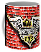 Harley Davidson Wings Coffee Mug