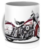 Harley Model Fl 1960 Coffee Mug