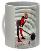 Harley Quinn Classic  - Free Style -  - Da Coffee Mug