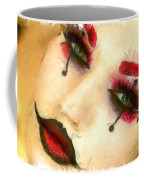 Harley Quinn Face - Da Coffee Mug