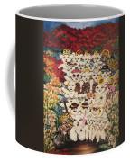 Flying Lamb Productions          Harmony Creative Village Group Portrait Coffee Mug