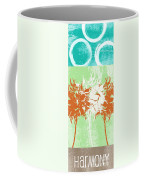 Harmony Coffee Mug by Linda Woods