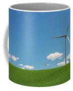 Harnessing Wind Coffee Mug