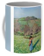 Harold Harvey 1874-1941 British Early Spring Coffee Mug