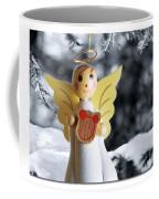 Harp The Herald Angels Sing Coffee Mug