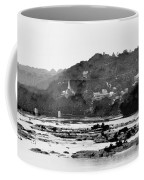 Harper's Ferry From Across The Potomac Coffee Mug