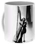 Harpist, 1935 Coffee Mug