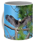 Harriet As I Open Wings Magics Happen Coffee Mug