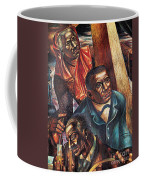 Harriet Tubman, Booker Washington Coffee Mug by Photo Researchers