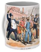 Harrison Cartoon, 1888 Coffee Mug