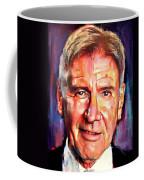 Harrison Ford Indiana Jones Portrait 2 Coffee Mug