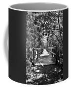 Harry Easterling Bridge Peak Sc Black And White Coffee Mug
