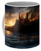 Harry Potter And The Deathly Hallows Part I 2010  Coffee Mug
