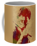 Harry Potter Watercolor Portrait Coffee Mug