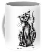 Harry The Cat Coffee Mug
