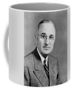 Harry Truman - 33rd President Of The United States Coffee Mug