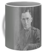 Harry Truman During World War One Coffee Mug by War Is Hell Store