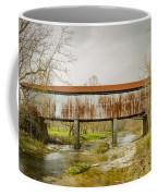 Harshaville Covered Bridge  Coffee Mug
