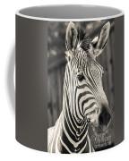Hartmann's Mountain Zebra 2 Coffee Mug