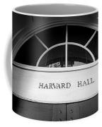 Harvard Hall Coffee Mug