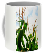 Harvest Corn Stalks Coffee Mug