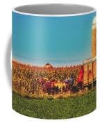 Harvest In Amish Country - Elkhart County, Indiana Coffee Mug