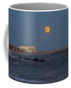 Harvest Moon Over Cape May Coffee Mug