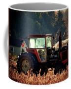 Harvesting The Fields  Coffee Mug