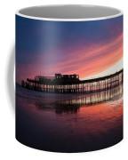 Hastings Pier - Purple Coffee Mug